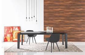 Modern Dining Furniture Delta Modern Extendable Dining Table Calligaris
