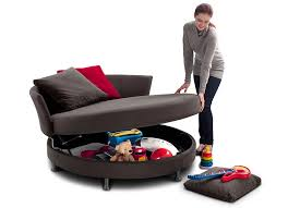 Round Sofa Bed by King Furniture Delta Storage Modular Lounge With Storage In