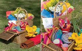 creative ideas for packing the perfect picnic