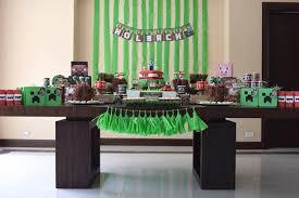 minecraft party kara s party ideas detailed minecraft birthday party kara s