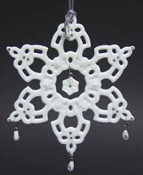 lenox 40th anniversary gemmed snowflake ornament