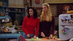 friends season 1 episode 9 plans a lovely thanksgiving