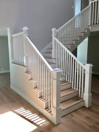 Painted Banisters Stairs Gallery All Things Interior