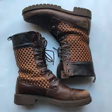 vintage womens boots size 11 26 timberland shoes hp vintage s timberland