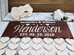 50th anniversary guest book personalized best 25 personalized wedding guest book ideas on