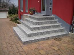 treppe auãÿen treppen und stufen aus naturstein steintreppen in erfurt