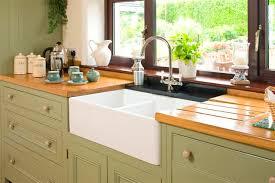 Foxhall Country Kitchens Foxhall Country Kitchens  Kitchen - Kitchen with belfast sink