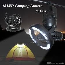 Hanging Tent by 2 In 1 Camping Ceiling Fan U0026 Light Hanging Tent Lamp Lantern