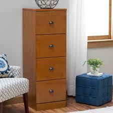 3 Drawer Wood Vertical File Cabinet by Belham Living Cambridge Filing Cabinet Light Oak 4 Drawer