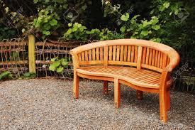 wooden garden bench gardening ideas