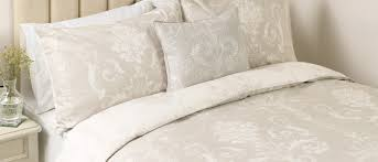 Laura Ashley Bedroom Furniture Collection Josette Dove Grey Cotton Duvet Cover At Laura Ashley