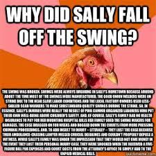 Anti Joke Chicken Meme - anti joke chicken diabetes