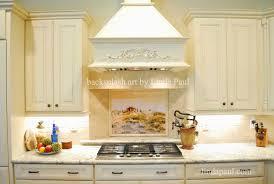 Kitchen Backsplash Tile Murals Unique Kitchen Murals Design Kitchen Design Ideas Kitchen