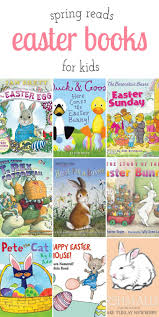 spring reads the best easter books for kids