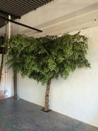 plantart creative artificial green birch trees