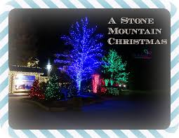 christmas is coming with stone mountain christmas kendra pierson