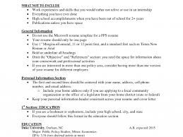 What Should I Include On My Resume Download What Should I Put On My Resume Haadyaooverbayresort Com