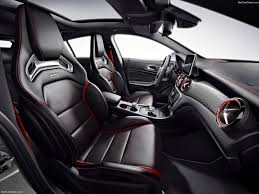 mercedes benz jeep matte black interior mercedes benz cla45 amg shooting brake 2016 pictures