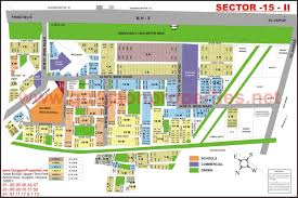 Gurgaon India Map by Sector 15 Part 2 Gurgaon Map Sector 15 Part Ii Gurgaon City Map