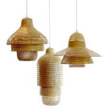 couverts en bambou suspension en bambou paodom net