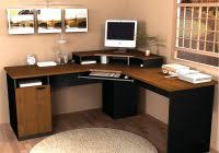 Sauder Harbor View Corner Computer Desk In Antiqued Paint Corner Computer Desk Awesome Sauder Harbor View Corner Puter Desk