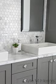 grey tile benjamin wickham gray with subway tile u0026 hex