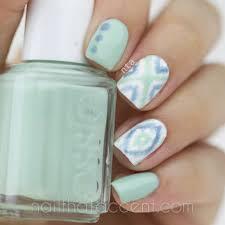 nail art designs on to albui