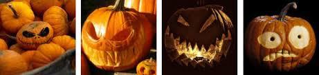 evil pumpkins scary website