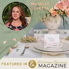 michelle loretta interviewed on wedding business magazine u2013 sage