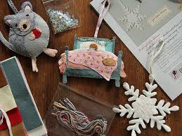 posie gets cozy ornament kits update