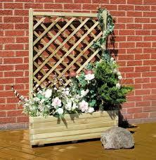 the grange addisham trellis planter