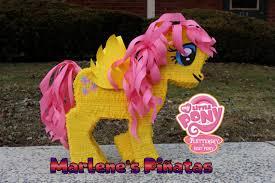 my pony pinata my pony pinata fluttershy pinkie pie rainbow dash