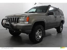 charcoal jeep grand cherokee 1996 charcoal gold satin jeep grand cherokee laredo 4x4 56513654