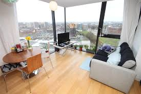 1 Bedroom Student Flat Manchester Islington Wharf Great Ancoats Street Manchester M4 1 Bed Flat