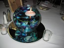 Blue Wedding Centerpieces by 127 Best Bubble Bowl Wedding Arrangements Images On Pinterest
