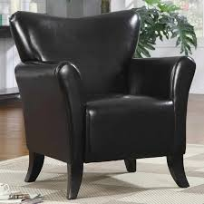 Cheap Arm Chair Design Ideas Living Room Living Room Accent Chairs With Black Color Design