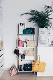 Ikea Clothes Storage Bags Best 25 Bag Storage Ideas On Pinterest Bag Organization Purse
