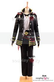 Dishonored Halloween Costume Touken Ranbu Akashi Kuniyuki Uniform Cosplay Costume