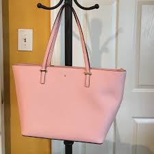 light pink kate spade bag kate spade bags light pink purse poshmark