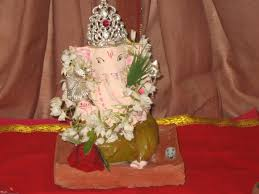 home decoration of ganesh festival how to make ganesh idol from clay and celebrate eco friendly