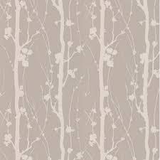 graham u0026 brown 56 sq ft solitude beige wallpaper 15799 at
