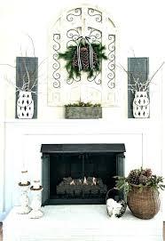 fireplace mantel decor ideas home fireplace mantel decorating ideas glassnyc co