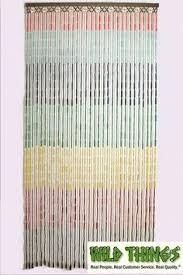Beaded Curtains Perth Amazon Com Wooden Beaded Door Curtain Design 6408 Hand