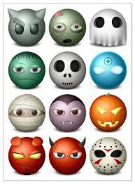 halloween monsters halloween monsters free stock vector art u0026 illustrations eps