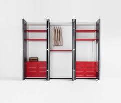 Wardrobe Shelving Systems by Container System Office Shelving Systems From Cappellini