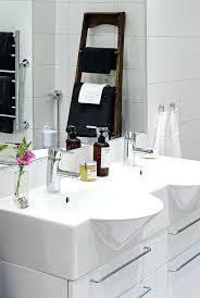Wood Bathroom Towel Racks Ladder Towel Rail Wooden U2013 Tiathompson Me