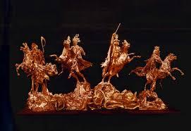 the four horsemen of the apocalypse the tony duquette studios