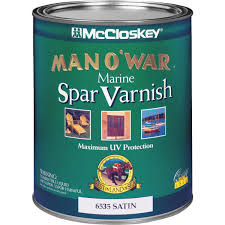 mccloskey man o u0027war low voc spar interior u0026 exterior varnish
