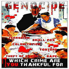 thanksgiving reminders of american genocide makes some