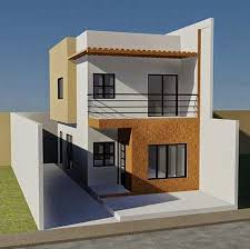 Floor Plan For Two Storey House In The Philippines 12 Waffle Box House Floor Plan Small Type Design In The